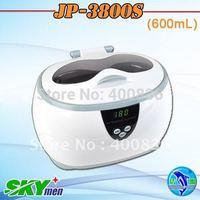 ultra sonic bath for jewelry, mini ultra sonic cleaner, 600ml, CE, RoHS JP-3800S