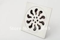 Floor Drain Hot Sell Push Pop Sanitary ware Fitting Bathroom Series KL-C005 Free Shipping