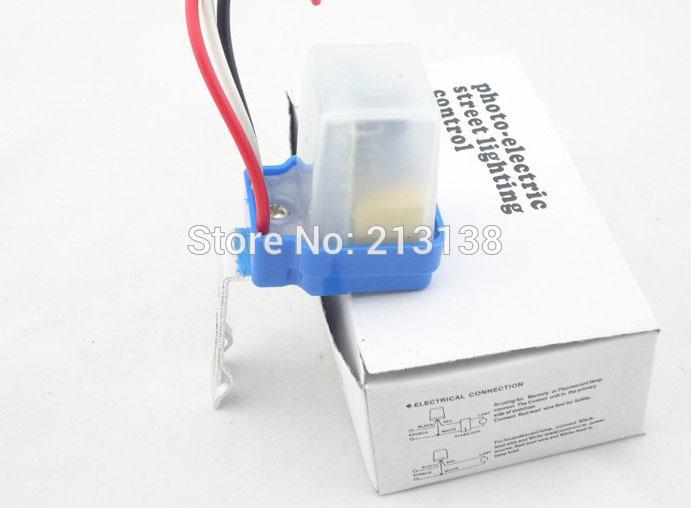 Photo Electric Light Control ,AS-10, 220V 10A(China (Mainland))