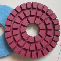 "8"" marble floor restore polishing pad for building factory floor super mall"