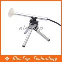 Free shipping Mini Portable 200X USB Digital Microscope Endoscope 0.3MP 10pcs/lot Wholesale