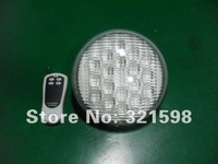 18W Par56 rgb LED swimming pool light with remote control