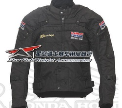 All price already OFF 15%- DUHAN-020 Men's Oxford Jacket Motorcycle Jacket Racing Jacket Motocross bnmghj (color : Black.)(China (Mainland))