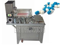 Semiautomatic Capsule Filling Machine,380V or 220V 50HZ,Production :1-20000pcs / h