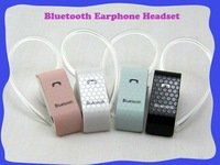 Mini Colourful Bluetooth Earphone Headset Hands-free For Cellphone Mobilephone