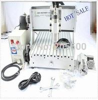 3040CH80(800W) 4 axis engraving cnc machine