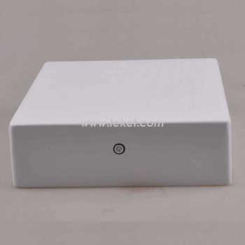 Hot Sales Slim Full Aluminum MINI-ITX Chassis Mini PC Case A03 for HTPC  mini PC  thin client,193x193x60mm