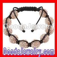 Free Shipping Cheap Shamballa Crystal Bracelets Original for women TP2272