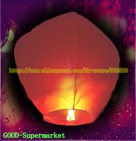 100pcs Sky Lanterns Wishing Lamp Flying Lanterns Sky Chinese Lanterns Birthday Wedding Party
