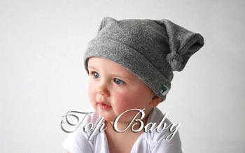 Retail Samples #2B1508 2012 TOP BABY HATS! Infant cap Baby 100% Soft Cotton Fashion Hat & Cap Free Shipping