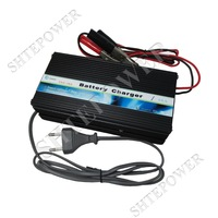 12V 10A High frequency lead acid battery charger
