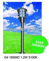 modern brief led outdoor light/ stainless steel garden lamp/led path lighting