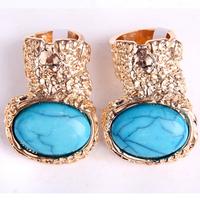 Order>$5 free shipping, European & American Vintage Ring,Big Gem Finger Ring, (R161)