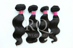 queen hair: retail:exquisite silky!!virgin Brazilian human hair!FREE SHIPPING!!!elegant manner from this step(China (Mainland))