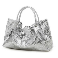 Cheap Products Korean Style Hobo Sequins Embellished Party Tote shoulder Bag New Products wholesale