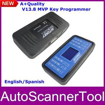 2013 Newest Version V13.08 MVP Pro Auto Key Programmer MVP Key Programmer With English/Spanish Language Fast Shipping