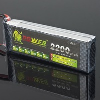 High rc lipos 30C 2200mAh 7.4V 2S lipo battery packs accar lipos accu bateria akku batteries li-polymer accumulator Free shpping