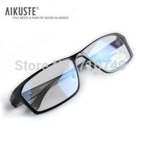 2014 new fashion full rim men's aluminum optical frame,Free shipping Quality guaranteed eyewear for men