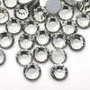 rhinestone Free shipping  1440pcs Swaro SS4 Crystal Glue Fixed Flatback Rhinestone Nail Art Decoration for sale Wholesale