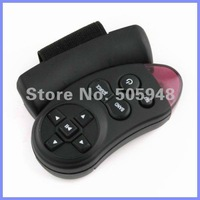Brand New Black Car Universal Steering Wheel Remote Control Ergonomic Design Free Shipping