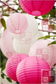 50cm / 20inch Round chinese Paper Lantern, party/ Wedding favour Decorations