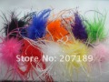 Wholesale - mix colors! puffs ostrich puffs ostrich feathers ostrich puffs220 pcs mix colors Whosale price! @4
