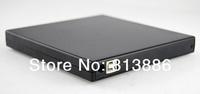 USB 2.0 bluray drive  BD-RE External bluray  burn with Lightscribe for laptop pc bluray write optical drive