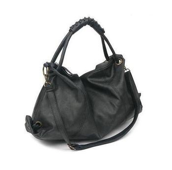 Cheap Products   HotSale   Style Lady Hobo PU Leather Handbag Shoulder Bag