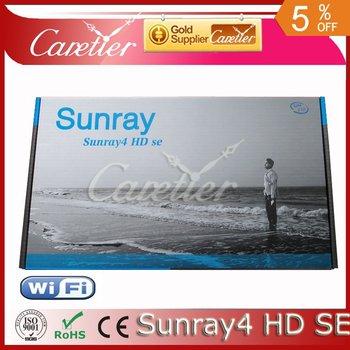 Sunray 800 se sr4 hd | DM800HD SE DM800SE | Sunray 800se HD satellite recevier with wifi 3 tuner 3in1(2pcs sr4)