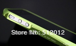 Aluminum Deff Cleave Bumper For iPhone 4s 4g,For iPhone 4G 4s Steel Metal Cleave frame Case Free shipping Drop Shipping(China (Mainland))