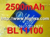2500mAh High Capacity Battery BL11100 Battery Use for HTC Desire V/VC/VT T328w T328d T328t etc Mobile Phones
