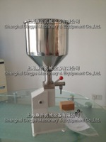manual cosmetic filling machine paste filling, small volume filling machine manual liquid filling machine