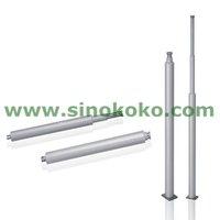 24V Stroke 300mm Lift column ,high speed linear actuator ,high load 2000N lifting column