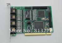 TE405P PCI 5V 4E1 card T1 card J1 card ISDN PRI card with free shipping