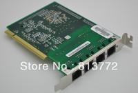 TE405P 4 E1/T1/J1 card ISDN PRI card support 120 channels SS7 PCI 5V card