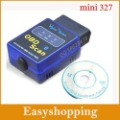 2013 MINI BLUETOOTH ELM327 SCANTOOLS CAN OBD OBD2 OBDIII Interface Diagnostic tool Dongle for Android Torque Droid free shipping