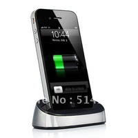 Portable Sync Cradle Charging Dock Station for iPhone 4S 4 iPod