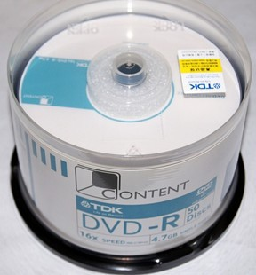 free shipping Blank disc DVD-R Recordable Blank DVD 16X ,1case of 50 CDs ,high quality record disk 4.7G