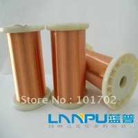 Modified polyester copper enameled wire