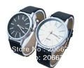 latest style Men's Quartz Wrist Watch (black.white).men's watch. Wristwatches+free shipping
