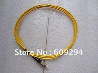 Hot Wholesales Fiber Optic FC/UPC Pigtail ,SM,PVC,1.5M,  50pcs/lot