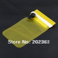 wholesales 400pcs/lots Waterproof Pouch Case Cover for iPhone Cell Phone New