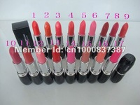 3PCS/Lot FREE SHIPPINGHigh Quality Professional LUSTRE LIPSTICK ROUGE A LEVRES Makeup Lustre Lipstick 17Color 3.8g