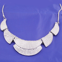 Minimum order $20 for free shipping moon shape necklace restore ancient ways classic decoration necklace