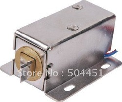Open Frame Actuator Door Lock Solenoid ( DC12V-0.6A-7.5W )(China (Mainland))