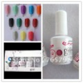 Free Shipping New 6pcs/Lot JT-HG Soak Off Uv Gel Polish Nail Art LED 108 Colors Available 15ml 5oz Lacquer Salon Wholesale