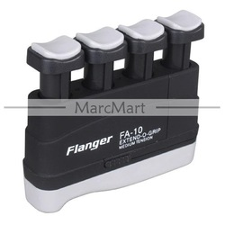 Flanger FA-10M Extend O-Grip Hand Finger Exerciser Black Medium Tension #EC595(China (Mainland))