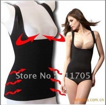 women body shaper   lift breast slimming vest (#ny010) 50pcs/lot