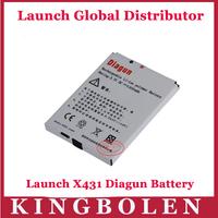 Free Shipping Original Launch x431 Diagun Battery