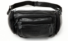 leather waist pouch price